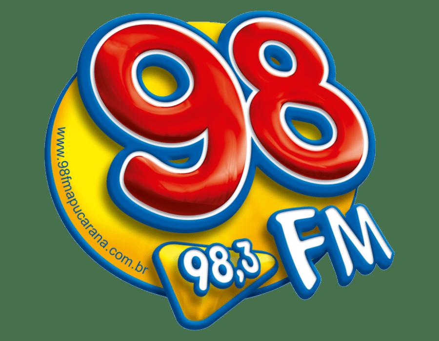 LOGOMARCA 98FM (2007-2017)