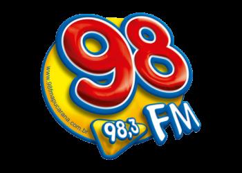 LOGO 98FM (2007-2017)